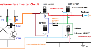 Pure Sine Wave 12v 220v 1000 Watt Power Inverter Circuit Diagram View  Wiring Diagrams Sign