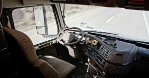 The idea of self-driving trucks must take into consideration how it impacts safety as well as employment of the millions of truckers worldwide. Source: MIT Technology Review