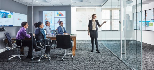 New Display Technology Drives Collaboration in the ...