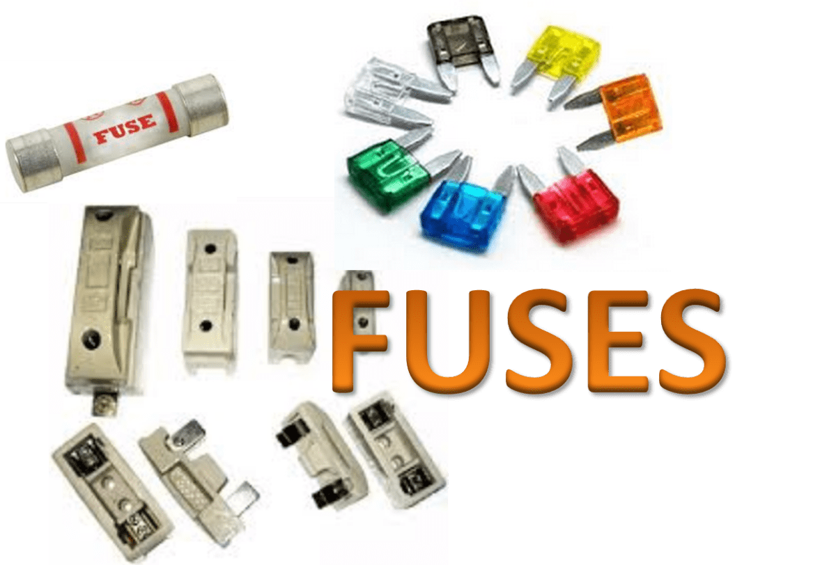 Fuse Operation And Principle Electronicsbeliever Blown Electrical Box