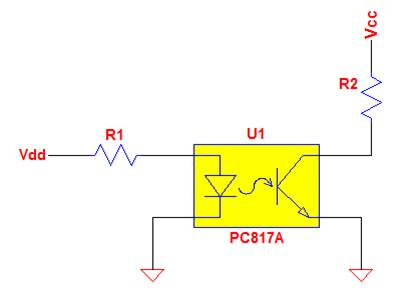 Opto Coupler CTR Explanation