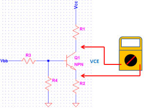 How to know if a Transistor is Saturated?