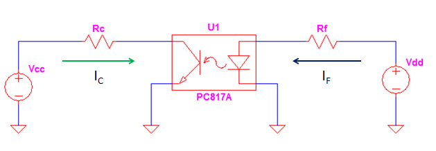 optocoupler circuit design and detailed analysis electronicsbeliever rh electronicsbeliever com Optocoupler Data Sheet Optocoupler Data Sheet