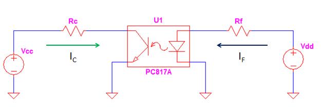 Optocoupler Circuit Design