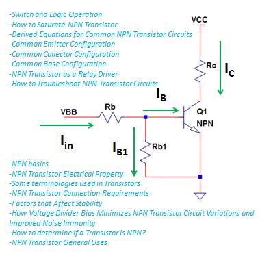 Admirable Npn Transistor Circuit 01 Basic Electronics Wiring Diagram Wiring 101 Mentrastrewellnesstrialsorg