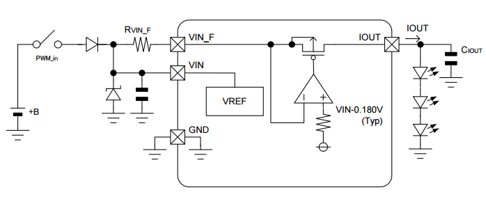 Lm3551 Lm3552 Led Driver Schematic Circuit Design - Your Wiring Diagram