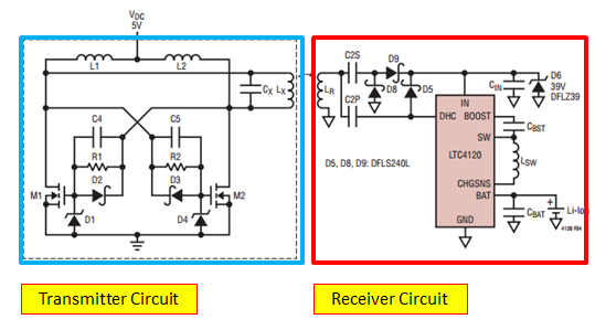 Wireless Charging Diagram - Wiring Diagram Ops