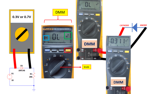 Diode Troubleshooting