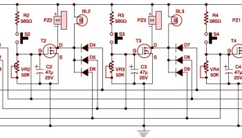 Admirable Circuit For Quiz Contest Electronic Jam Electronic Schematic Diagram Wiring Database Obenzyuccorg