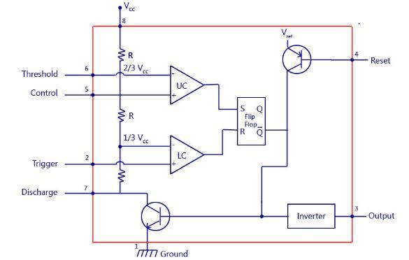 Power Delay Circuit Diagram