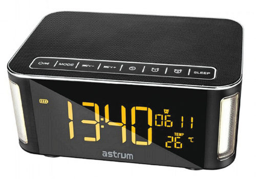 Astrum ST250 Bluetooth clock speaker