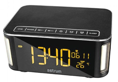 Astrum ST250 Bluetooth clock speaker