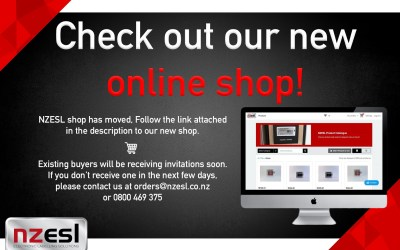 🚨 NZESL NEW SHOP ALERT 🚨