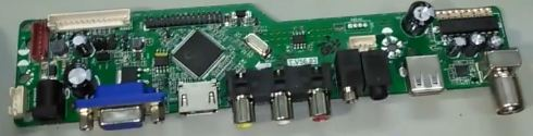 lcd tv boards explained