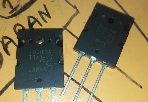 How many voltage and amperes need for 2 transistor circuit board?