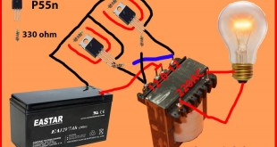 how to make inverter generator