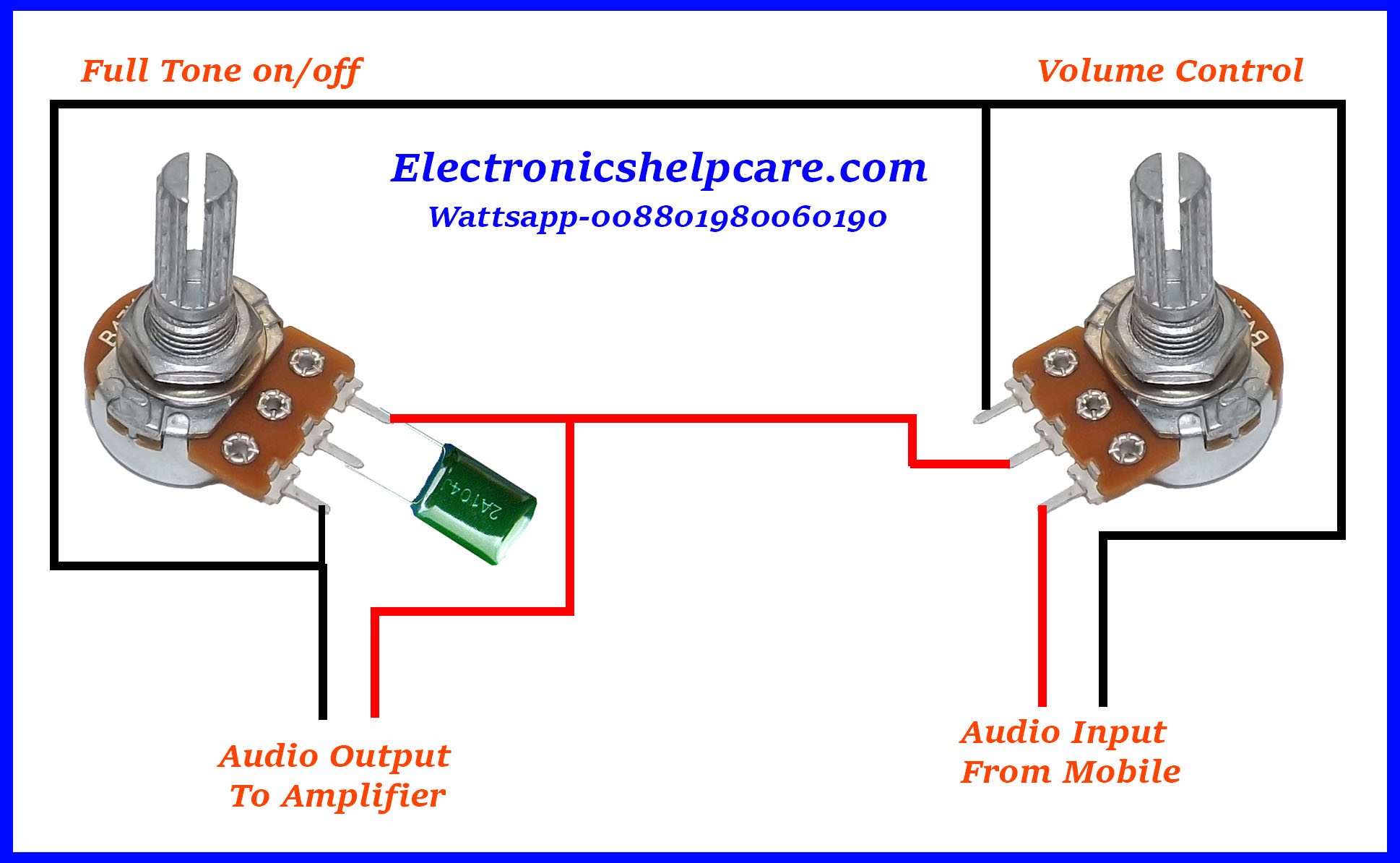 How to make the sub amplifier by easy way - Electronics ...