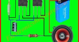 d718 transistor circuit diagram