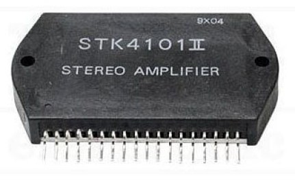 stk amplifier circuit diagram stk4101