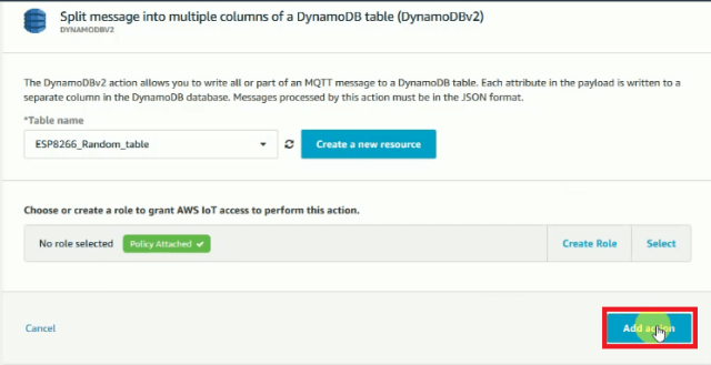 add-action-amazon-dynamodb-table