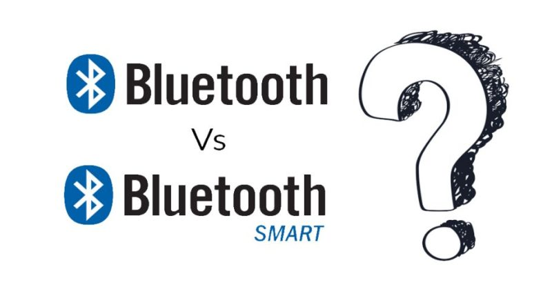 BLE vs Bluetooth