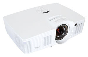Optoma GT1080 1080p 3D DLP Gaming Projector 2