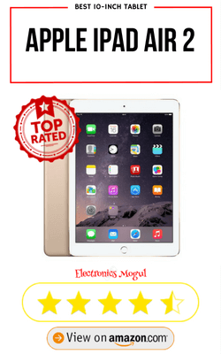 Apple Ipad Air 2 Best 10 Inch Tablet Review