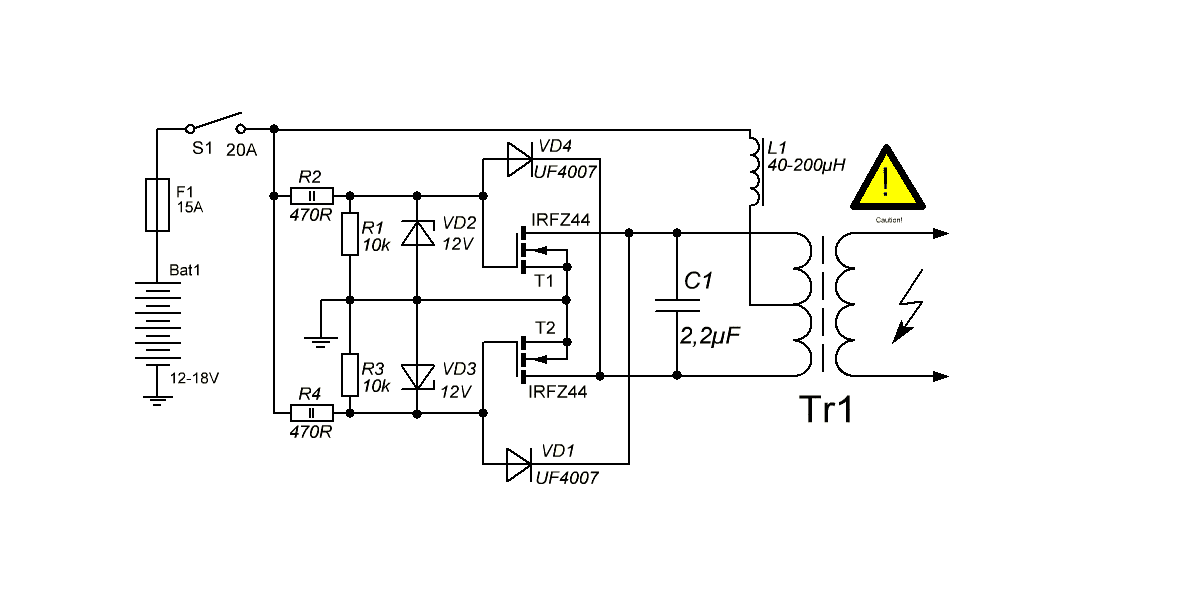 Diagram Furthermore Induction Heater Circuit Schematic On Electronic