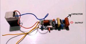emp jammer circuit
