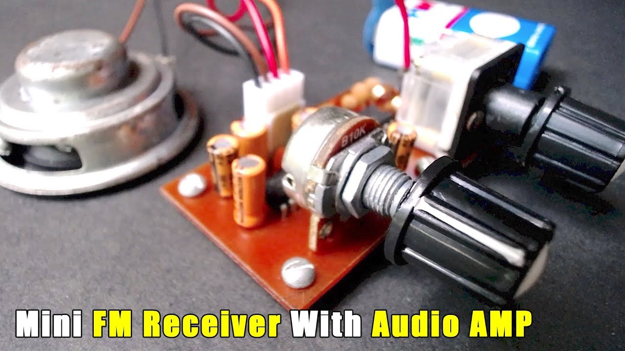 How To Make Fm Radio Circuit Electronics Projects Hub