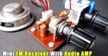 fm radio circuit