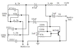 Bass Treble Control | electronicsviswam
