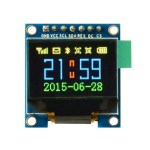 Display OLED 0.95 96x64 SPI Bajo Consumo Full Color (1)