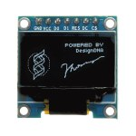 "Display OLED 0.96"" 128×64 SPI Bajo Consumo Blanco (1)"