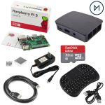Kit Raspberry Pi 3 Centro Multimedia - OSMC Kodi -Electronilab