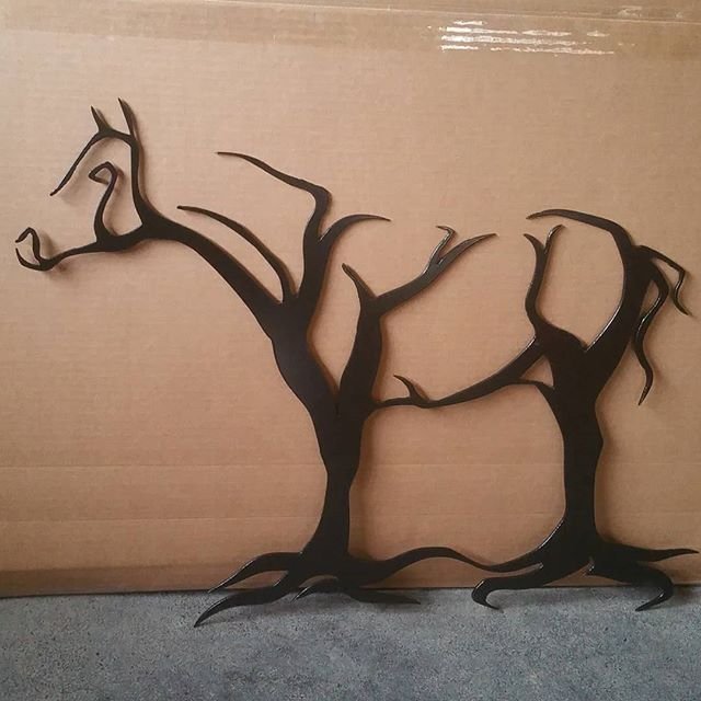 Tree artwork