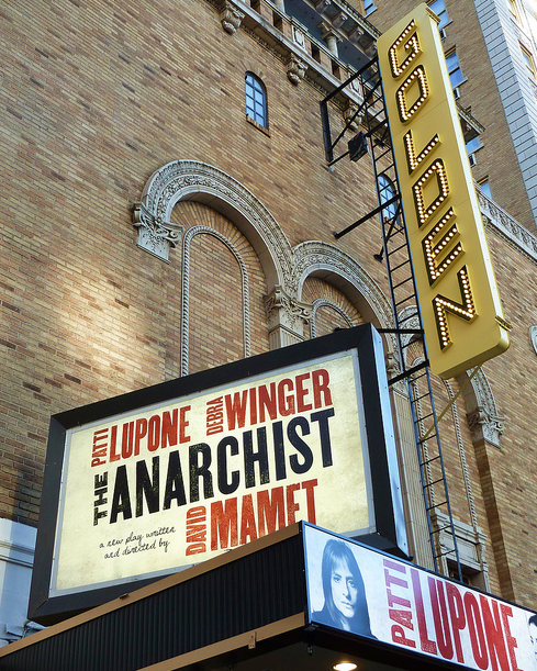 """The Anarchist"" Marquee"