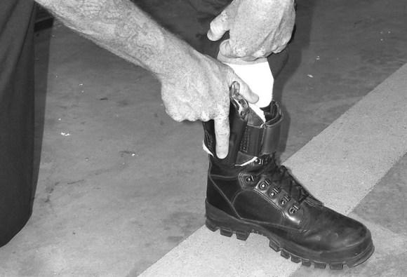 Pistol & Ankle Holster