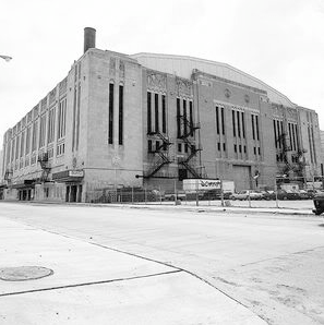 The Chicago Stadium