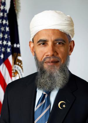 Obama Photoshopped