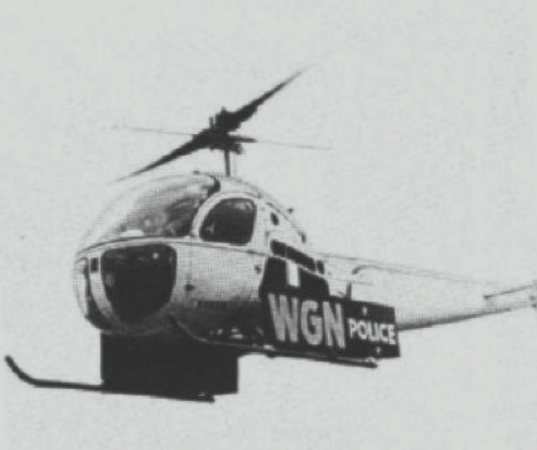 WGN Traffic Copter