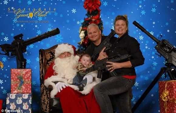 Gun Christmas