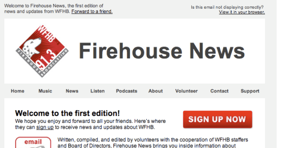 Firehouse News
