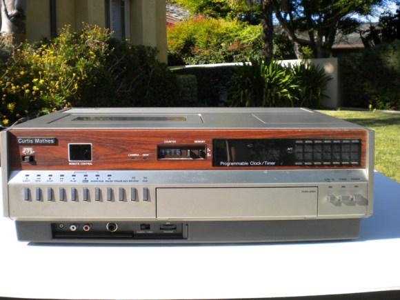 Vintage VCR