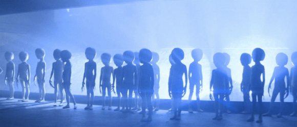 """From """"Close Encounters of the Third Kind"""""""