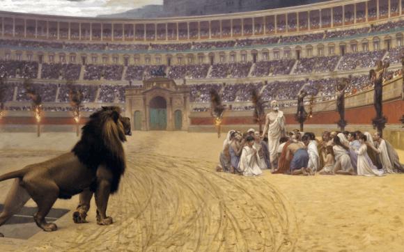 Christians/Lion