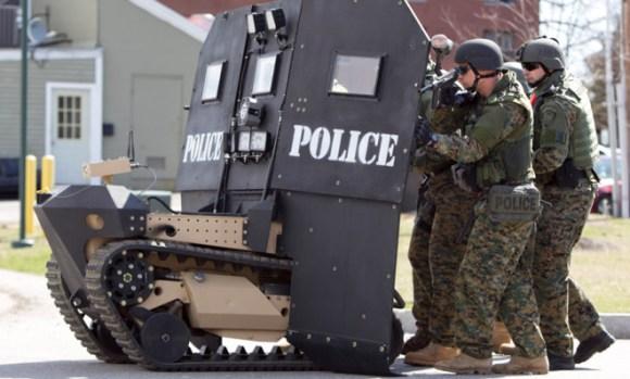 Police Militarization