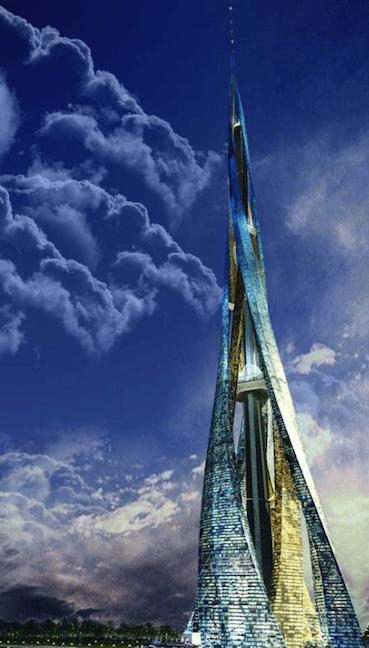 Proposed Dubai Tower