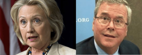 Clinton/Bush