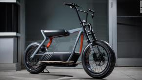 Harley E-scooter Prototype